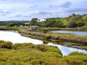 S'Albufera des Grau Natural Park, Menorca. Photo by Menorca Tourist Board