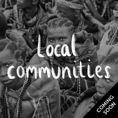 Local communities, coming soon