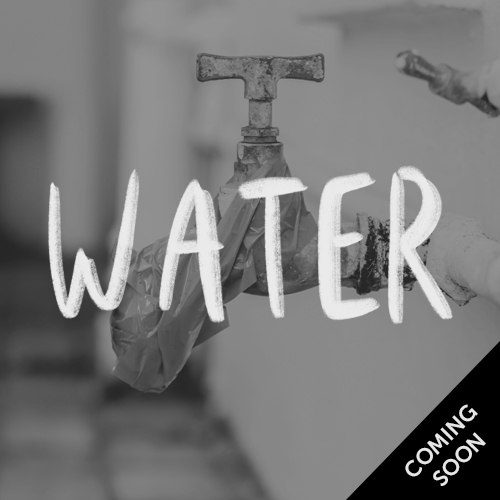 Water, coming soon
