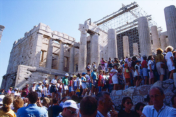 Αποτέλεσμα εικόνας για World Tourism Association for Culture and Heritage Launched to Combat Overtourism