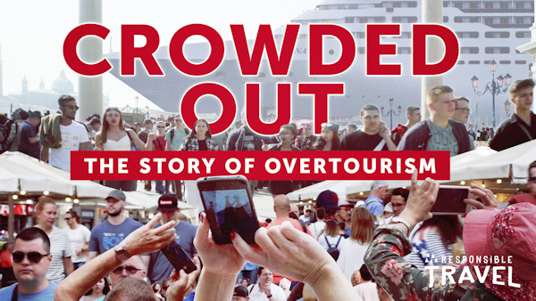 Crowded out film trailer poster