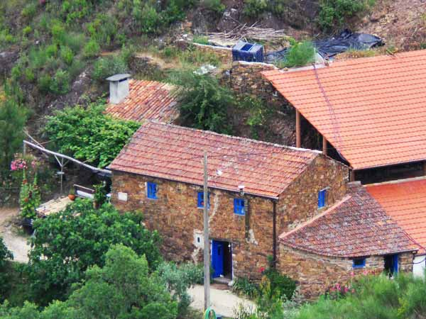 Central Portugal farmstay in Fontainha
