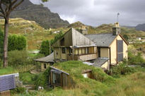 Hobbit house, Snowdonia B&B accommodation