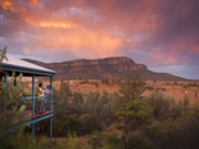 Rawnsley Park lookout, South Australia. Photo by South Australia Tourist Board
