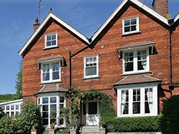 South Downs luxury B&B near Alfriston, England