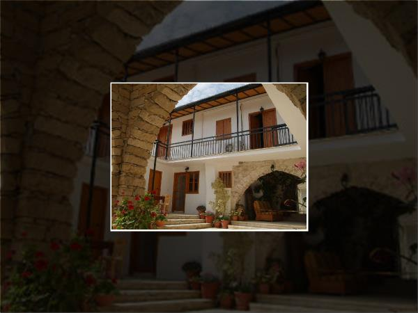 Cyprus self catering accommodation in Kalavassos