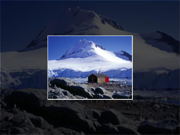 Antarctica holiday, classic cruise
