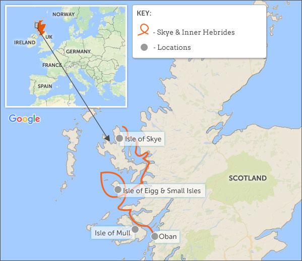Cruising In Skye Inner Hebrides Helping Dreamers Do