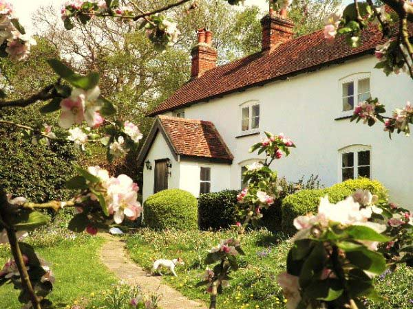 Trotton Bed and Breakfast, South Downs, England