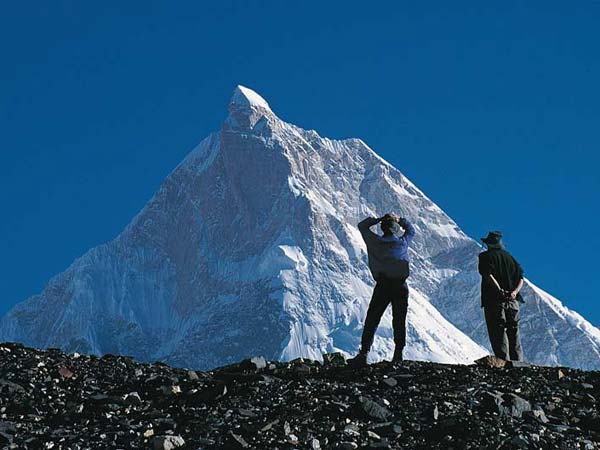Concordia and K2 trekking holiday in Pakistan