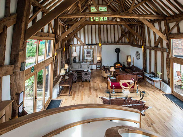West Sussex farmstay B&B, England