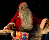 Father Christmas daytrips