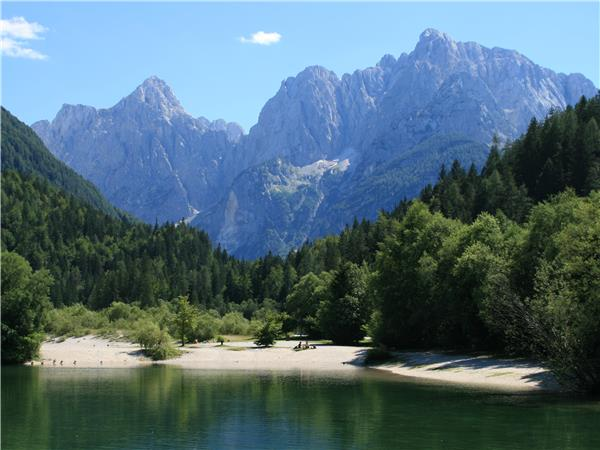 Slovenia walking holiday in the Julian Alps