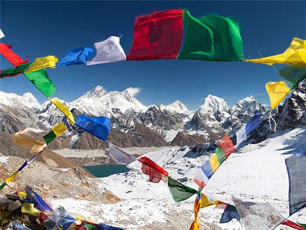 Challenging Everest region trekking holiday in Nepal