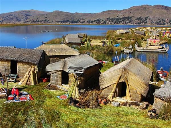Peru walking tour, Inca trail, Titicaca and Nazca