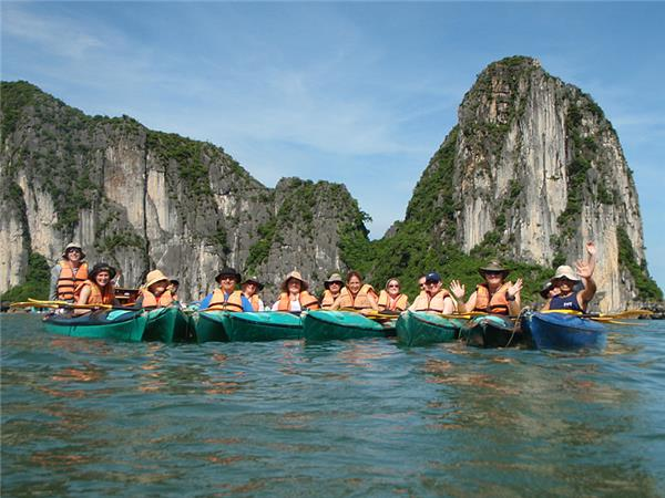 Vietnam activity holiday