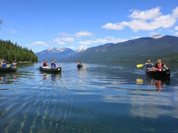 Canadian Rockies walking holiday