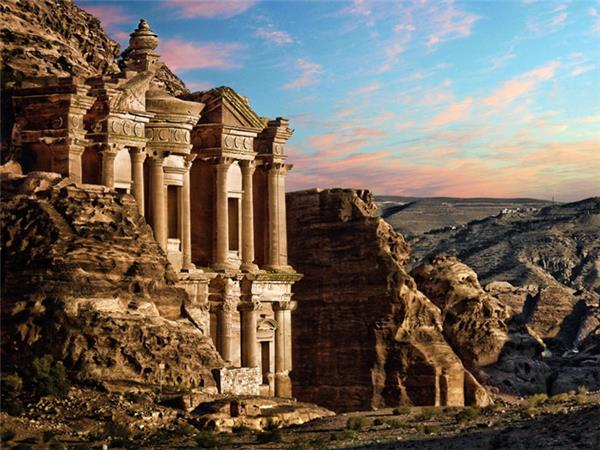 Jordan and Egypt budget holiday