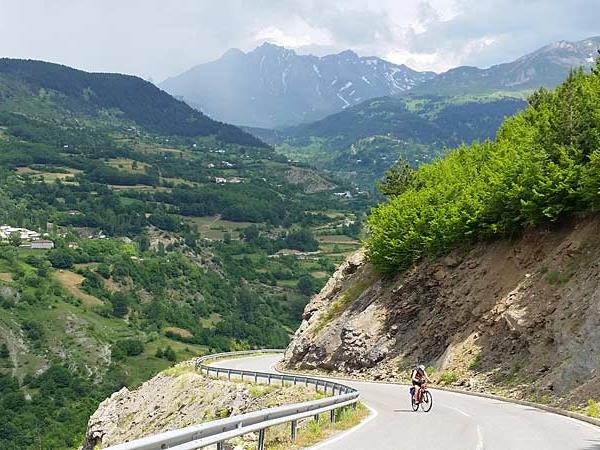 Cycling holiday in Macedonia & Northern Albania