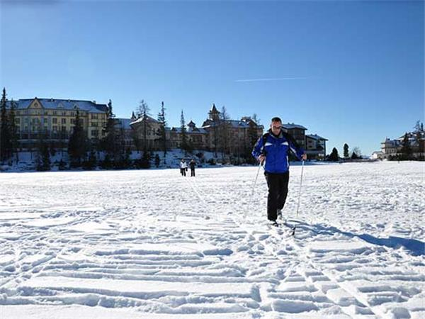 High Tatras cross country skiing holiday in Slovakia