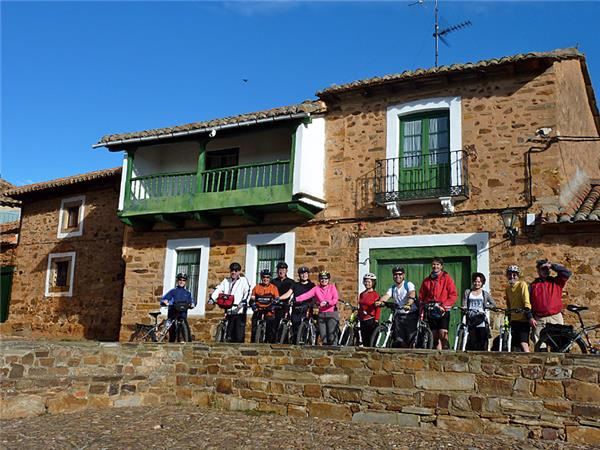 Camino de Santiago cycling holiday