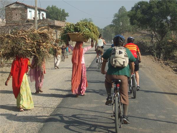 Rajasthan cycling holiday
