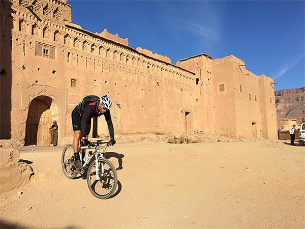 Jebel Sahro to Marrakech cycling holiday, Morocco