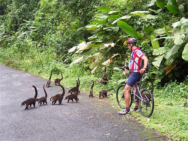 Central America cycling holiday