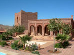 Atlas mountains boutique hotel in Morocco