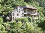 Lake Atitlan hotel accommodation, Guatemala