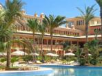 Fuerteventura luxury hotel, Canary Islands
