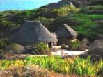 Kenya beach accommodation, Kiwayu Island