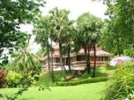 Kerala ayurveda & yoga accommodation, India