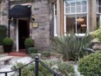 Edinburgh guest house in Scotland