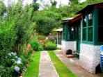 Uttarakhand accommodation in the Himalayan foothills, India