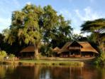 Zambia luxury safari camp