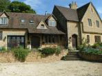 Cotswolds bed and breakfast near Chipping Norton, England