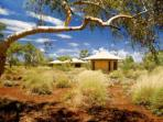 Karijini National Park luxury camp in Western Australia