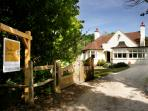 Boutique bed & breakfast in Brockenhurst, New Forest, England