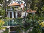 East Bali luxury villa accommodation, Indonesia