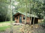 Surrey Hills self catering cabin, England