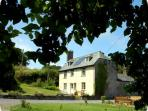 South Cornwall B&B farmhouse, England