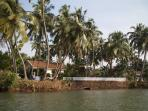 South Goa self catering villa, India