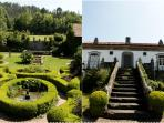 North Portugal country house accommodation