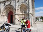 Poitou-Charentes self guided cycling holiday, France