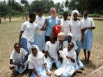 Sports coaching volunteering holiday in Tanzania
