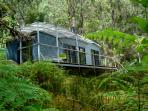 Huon Valley bush retreat in Tasmania, Australia