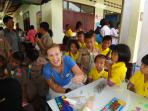 Under 18 volunteering in Thailand