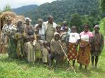 Uganda volunteering projects, Bwindi National Park