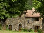 Tuscany agriturismo self-catering apartments, Italy